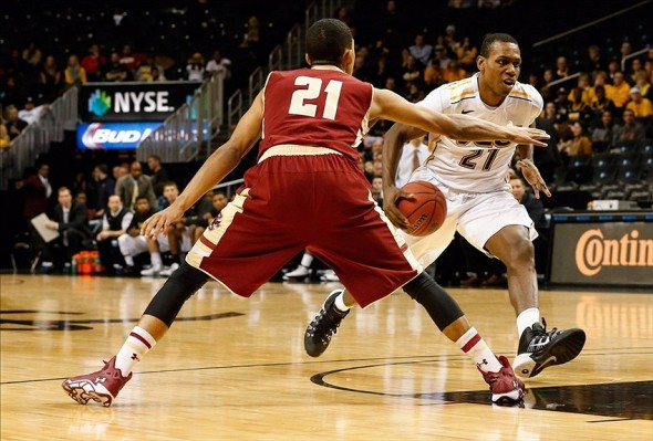 NCAA Basketball: Brooklyn Hoops Winter Festival-VCU vs Boston College