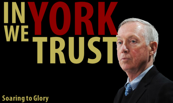 In York We Trust STG