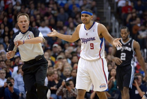 NBA: San Antonio Spurs at Los Angeles Clippers