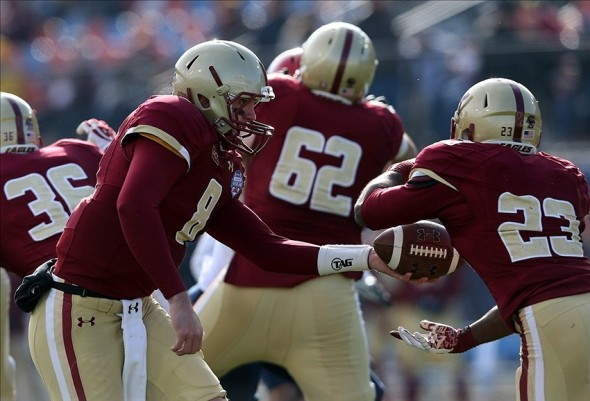 NCAA Football: AdvoCare V100 Bowl-Arizona vs Boston College