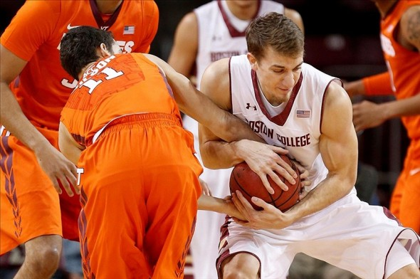 NCAA Basketball: Virginia Tech at Boston College