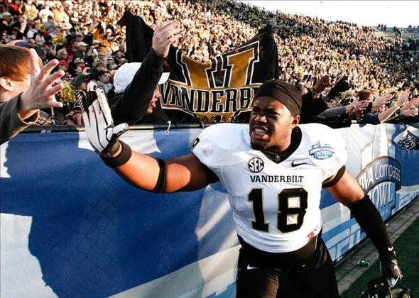 NCAA Football: Compass Bowl-Vanderbilt vs Houston