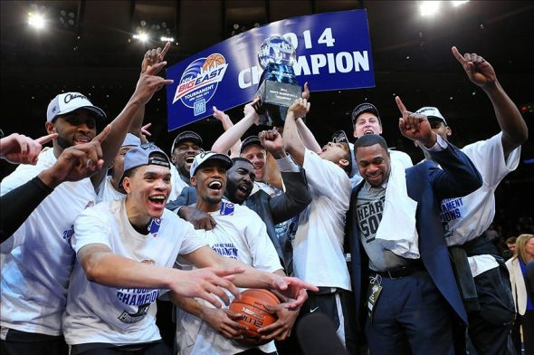 NCAA Basketball: Big East Tournament