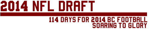 2014 NFL Draft Boston College