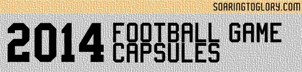 2014 Boston College Football Game Capsules