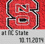 NC State Game 10.11.14