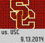 USC Game 9.13.14