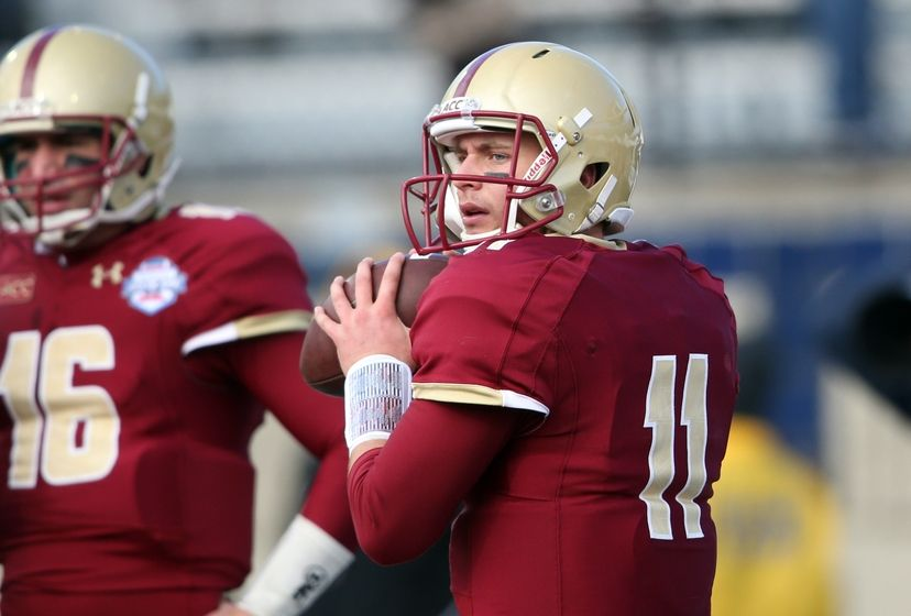 Boston College Bowl Games History: A Retrospective ...