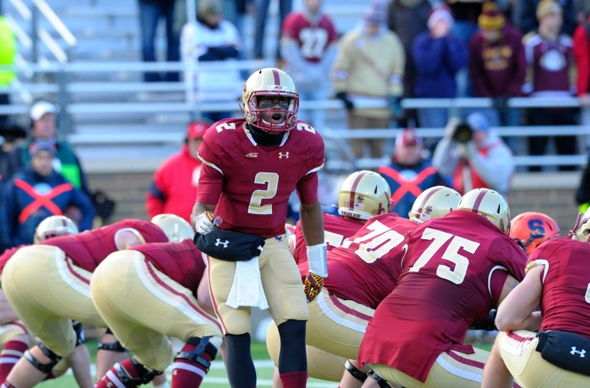 Boston College vs. Penn State: A History - Soaring to ...