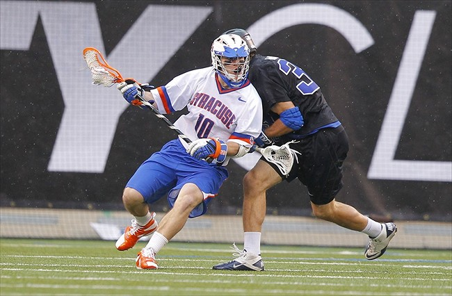 Syracuse Lacrosse Has 41st and 42nd player drafted since 2001