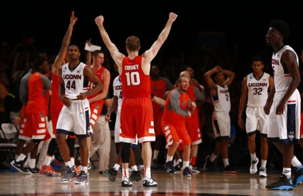 syracuse vs uconn mens basketball - photo#28