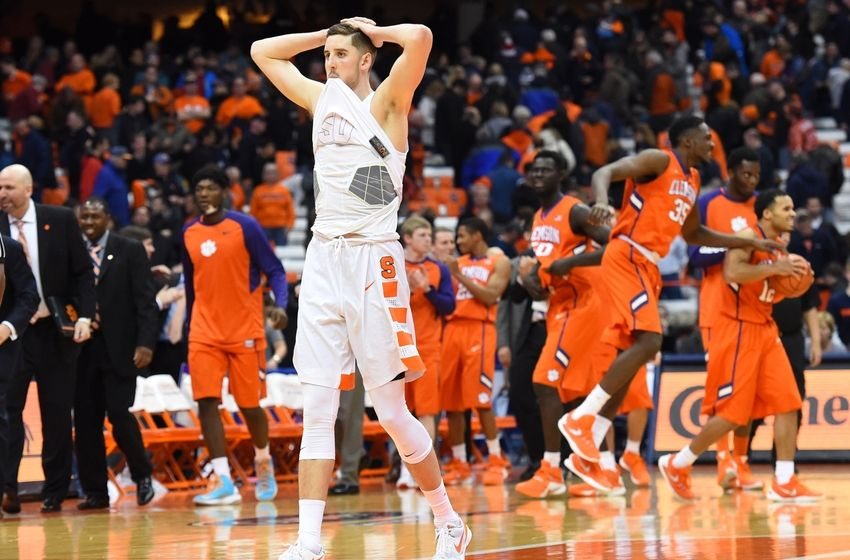 Syracuse Basketball Loses in OT to Clemson
