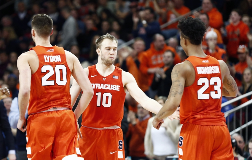 Syracuse Basketball is Still Getting No Respect
