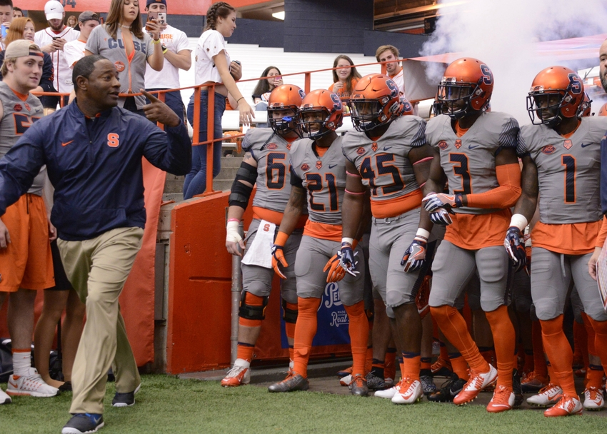 Syracuse Football: The Proof is in the Pudding for Dino Babers