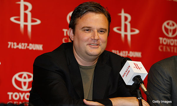In his fifth season, Daryl Morey has made safe, sensical moves. But the team is mired in the mud and headed for another mediocre season.