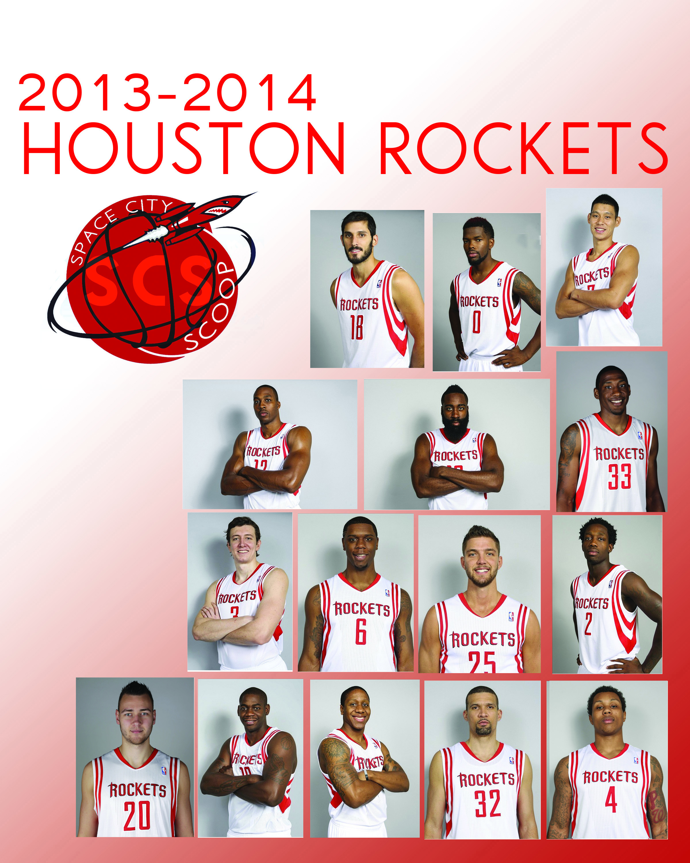 Houston Rockets Championship Roster: Houston Rockets Roster, Dallas Cowboys And Washington Redskins