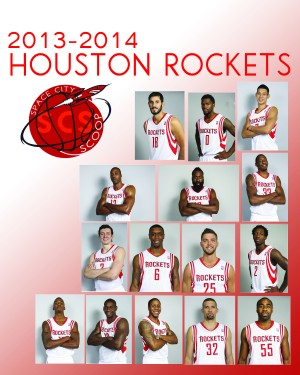2013-2014 Houston Rockets