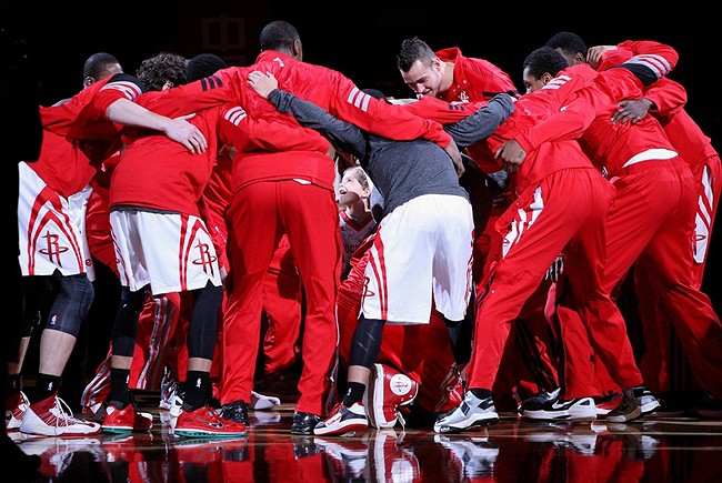 Houston Rockets: Ahead Of Schedule