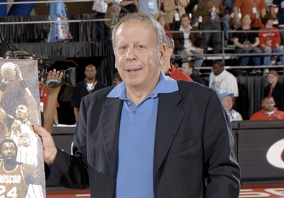 Houston Rockets owner Les Alexander at 2013 NBA All-Star Weekend