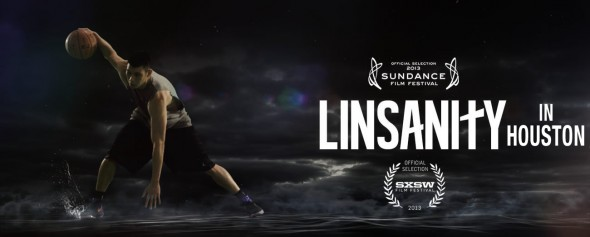 'Linsanity' the documentary will premiere in Houston on October 4