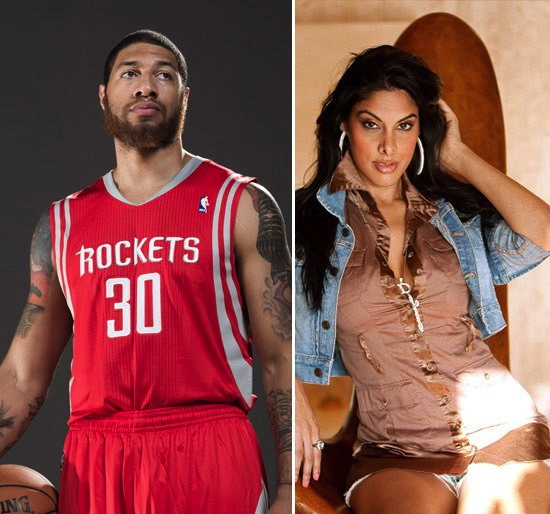 Royce White is under investigation for allegedly beating up his ex-girlfriend, Tania Mehra