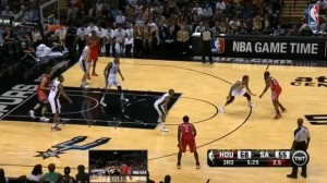 Harden Attacks Defenders High Foot