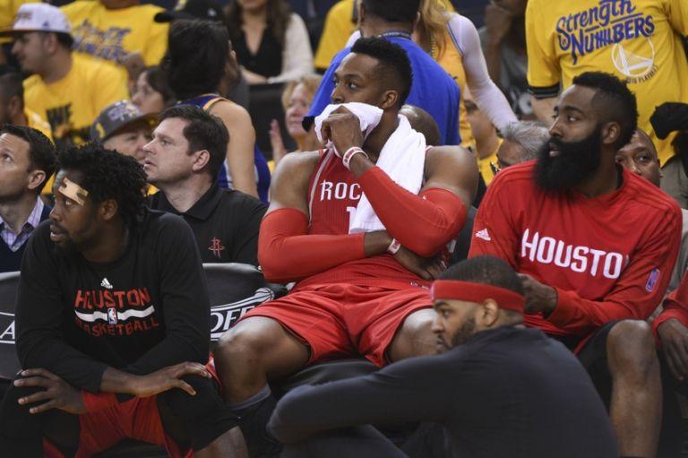 Dwight-howard-patrick-beverley-james-harden-nba-playoffs-houston-rockets-golden-state-warriors-3-768x511