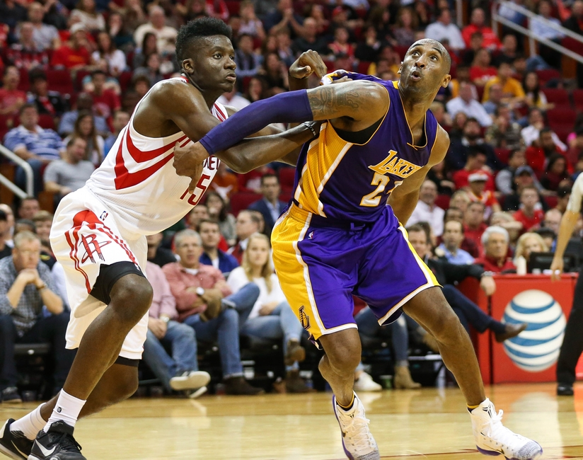 Houston Rockets Game 24 of 2015-16 Season vs Lakers