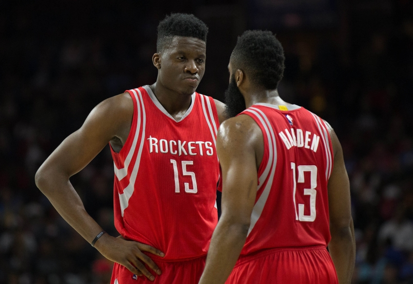 Rockets make clear that James Harden is not changing positions
