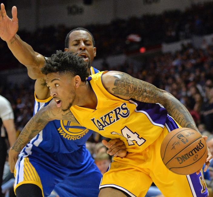 Rockets Vs Warriors 2018 19: Los Angeles Lakers: Mamba Out