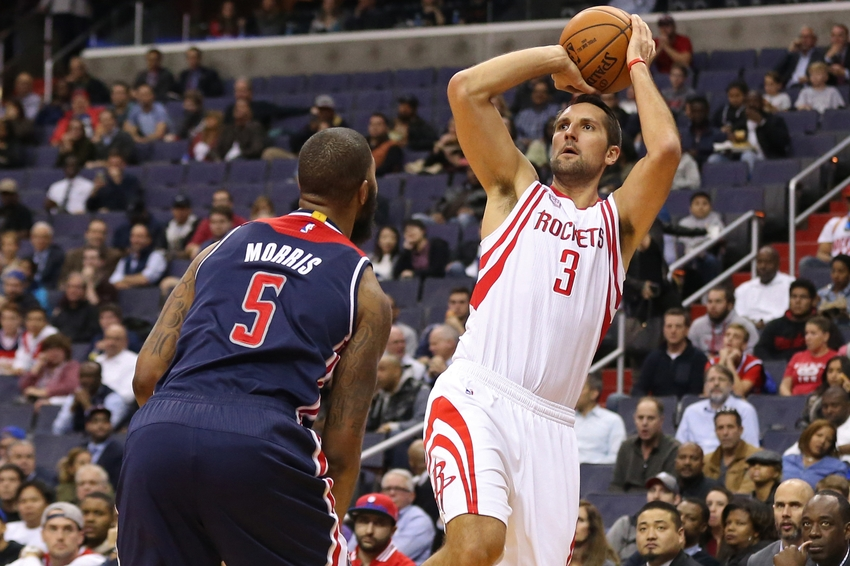 dcc5b3b58b33 Anderson Helps Houston Rockets Defeat Wizards-Players Grades and ...