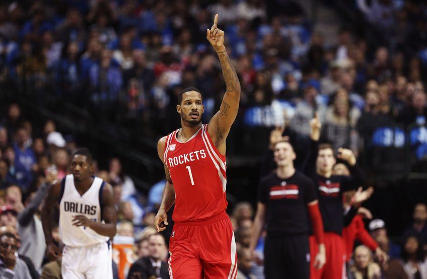 James Harden calls Mavs 'disrespectful,' Rockets try to confront Salah Mejri