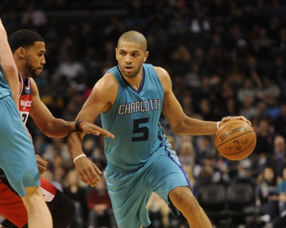 Image result for nicolas batum hornets 2016