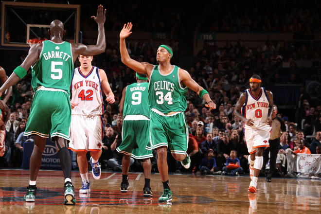Player of the Week #34 Paul Pierce
