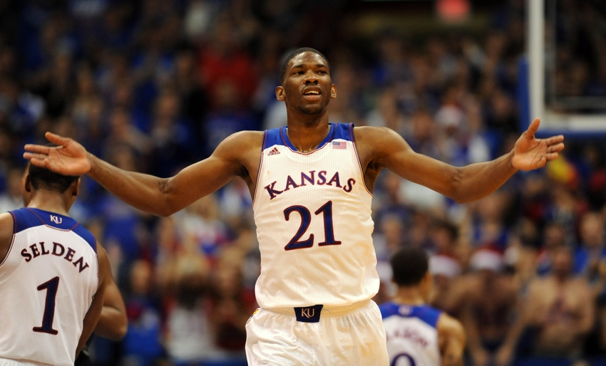 Joel Embiid's draft prospects have been altered by a stress fracture