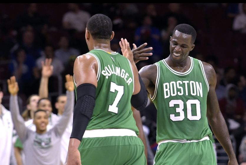 Dividing Minutes between the Celtics Frontcourt - Red's Army - The Voice of Boston Celtics Fans