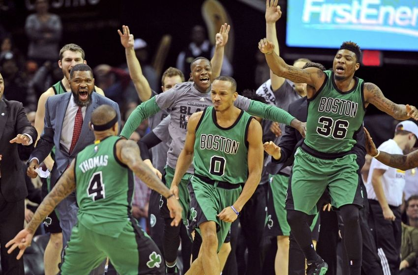 Image result for boston celtics team 2017