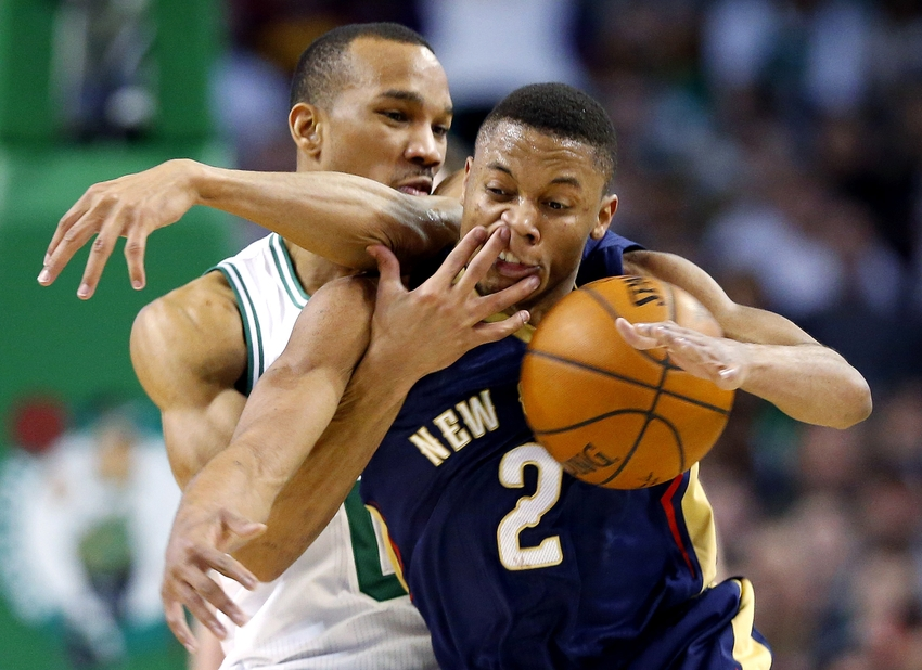Davis scores 25 points, Pelicans down Celtics, 106-105