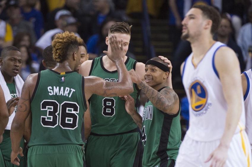 Jae Crowder not happy with Celtics fans for cheering Gordon Hayward