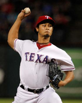Darvish delivers