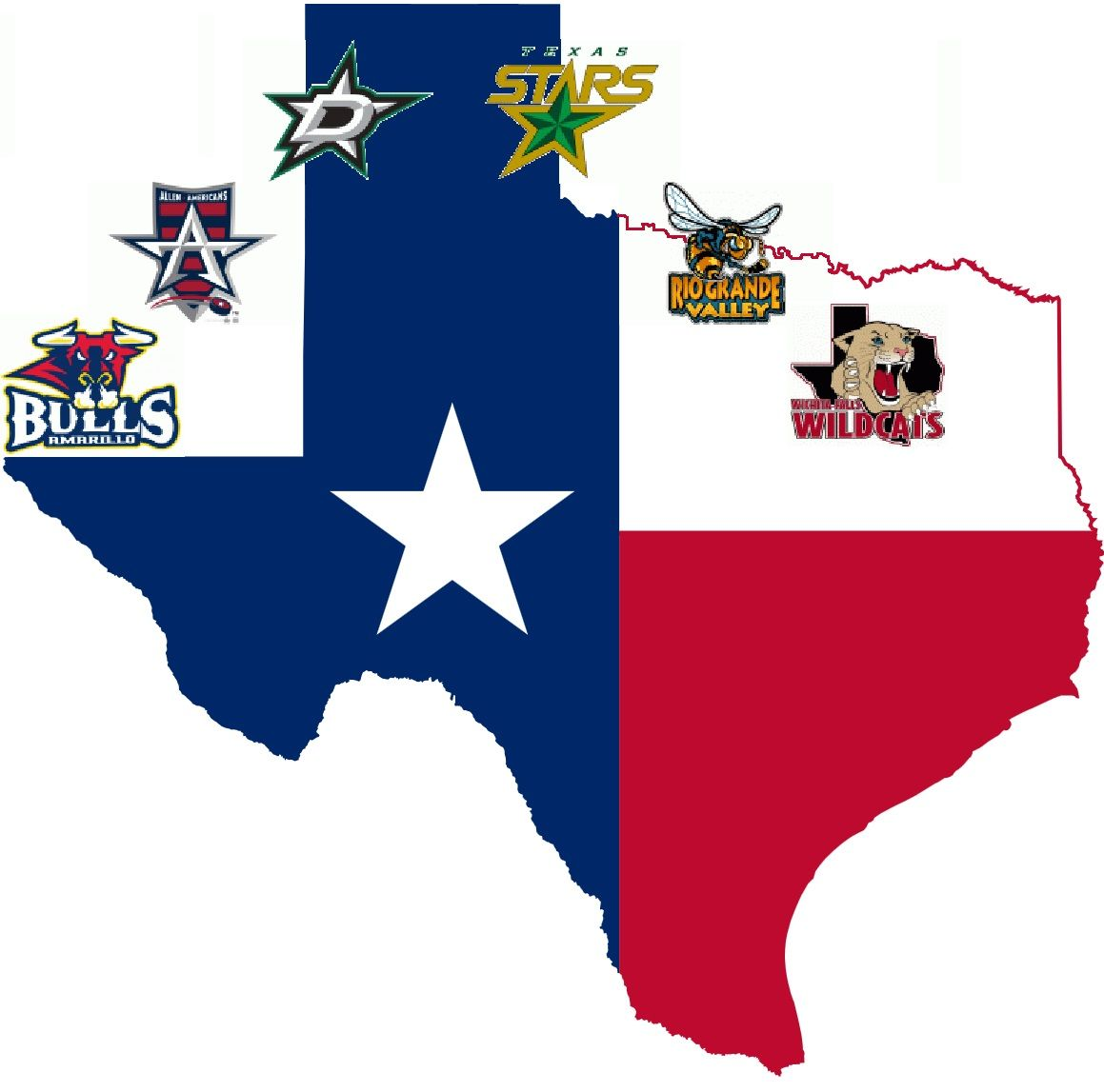nhl teams in texas