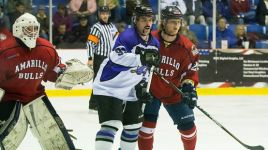Lone Star Brahmas Ride Six Goals To Win Over Amarillo