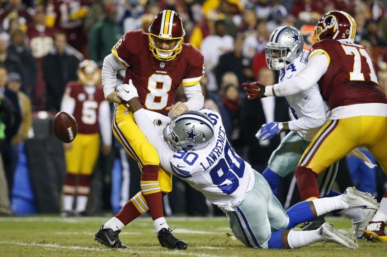Kirk-cousins-demarcus-lawrence-nfl-dallas-cowboys-washington-redskins-768x0