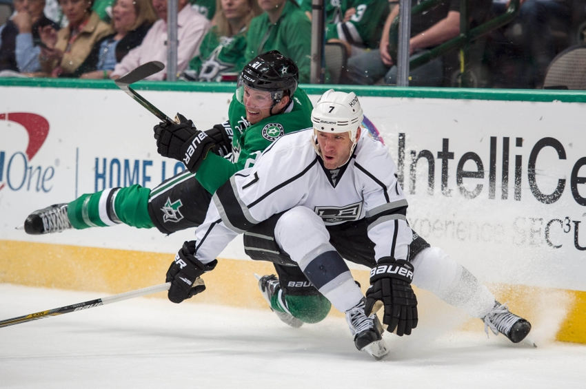 Dallas stars three keys to beating the wild page 2 for Interieur sport antoine roussel