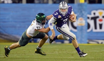 2013 NFL Draft: Collin Klein Prospect Profile