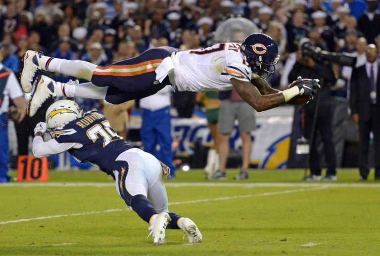 Alshon jeffery and the chicago bears contract negotiations with the