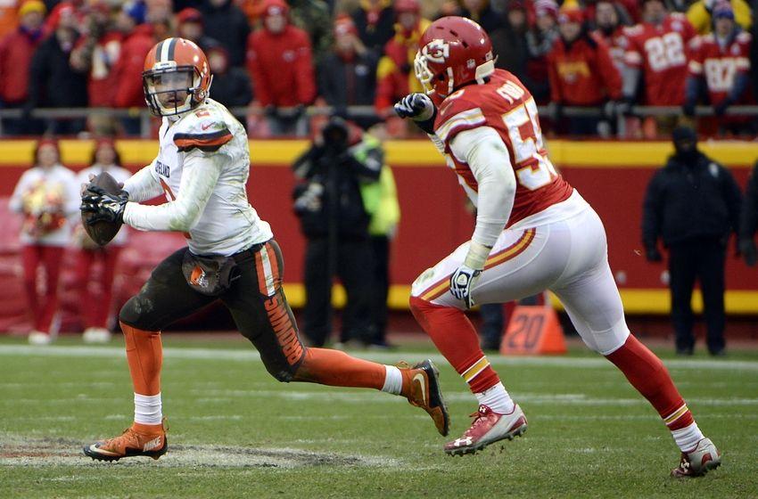 Cleveland Browns Release Quarterback Johnny Manziel