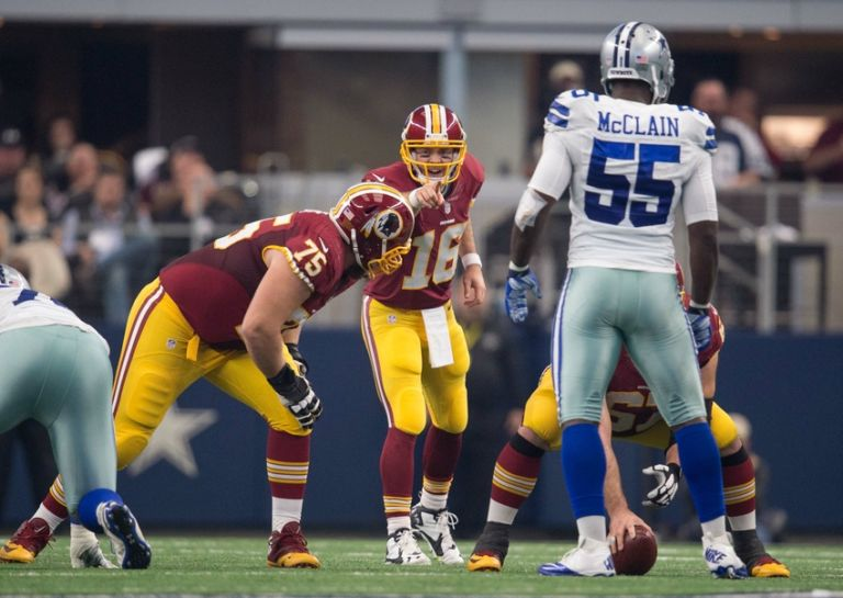 Brandon-scherff-colt-mccoy-rolando-mcclain-nfl-washington-redskins-dallas-cowboys-768x545