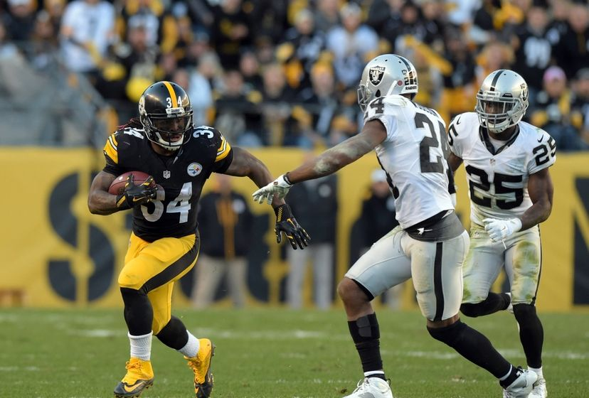 DeAngelo Williams, Steelers vs Raiders, DeAngelo Williams free agent