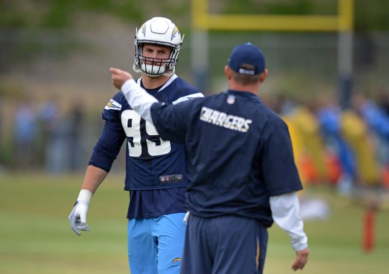 Joey Bosa And Chargers Still Dealing With Contract Issues